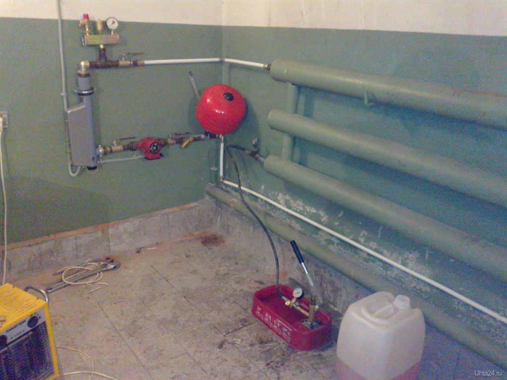 Как сделать отопление от электричества в гараже